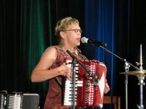 L'accordéon a fait la job pour les gigs du 400e!